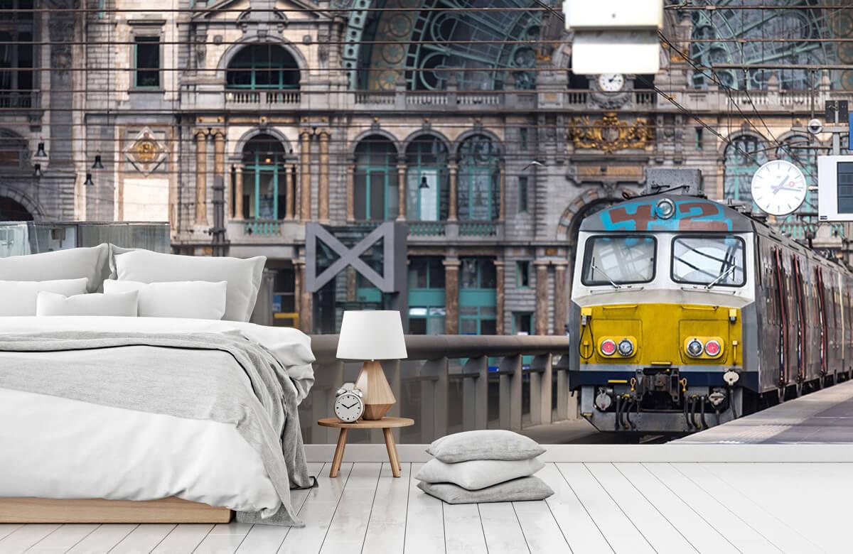 Transport Station Antwerpen 7