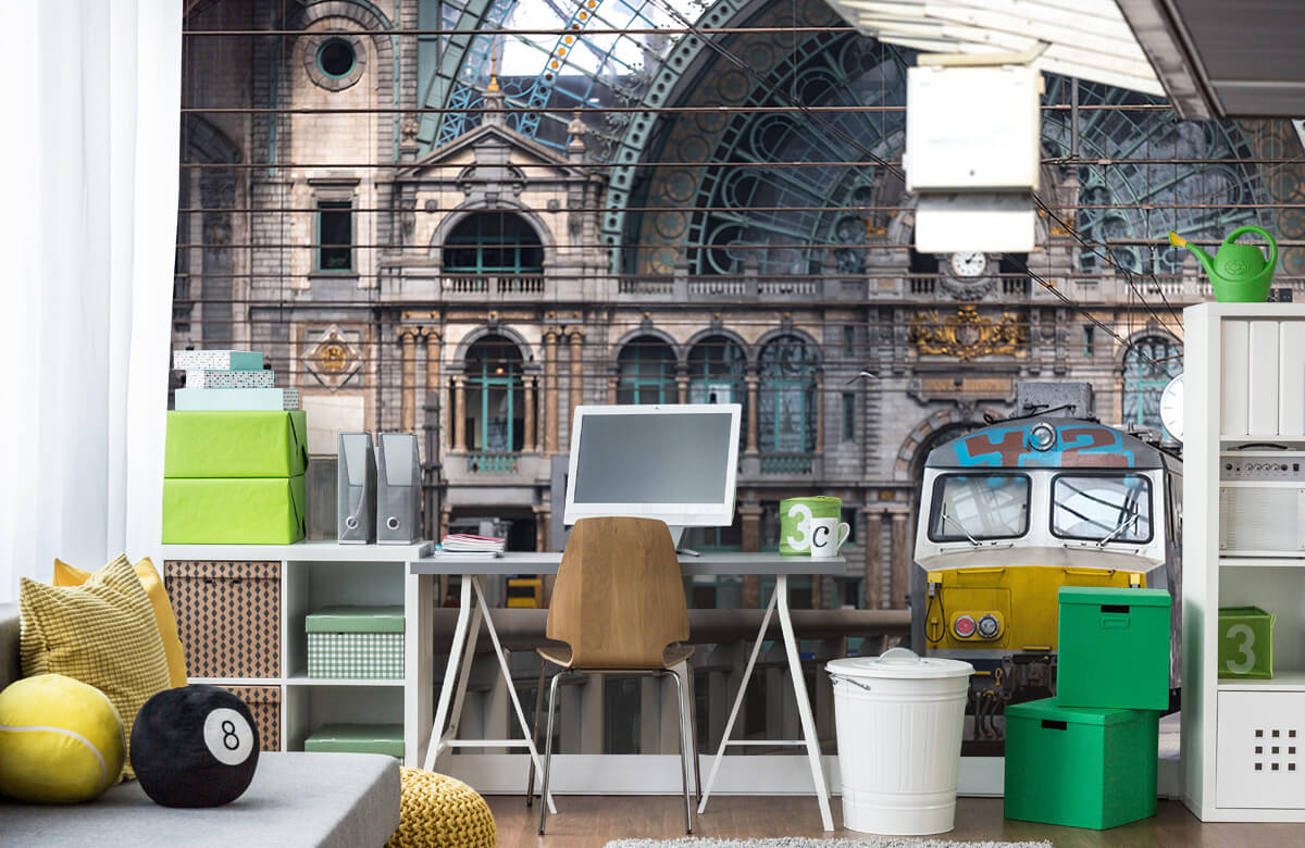 Transport Station Antwerpen 9