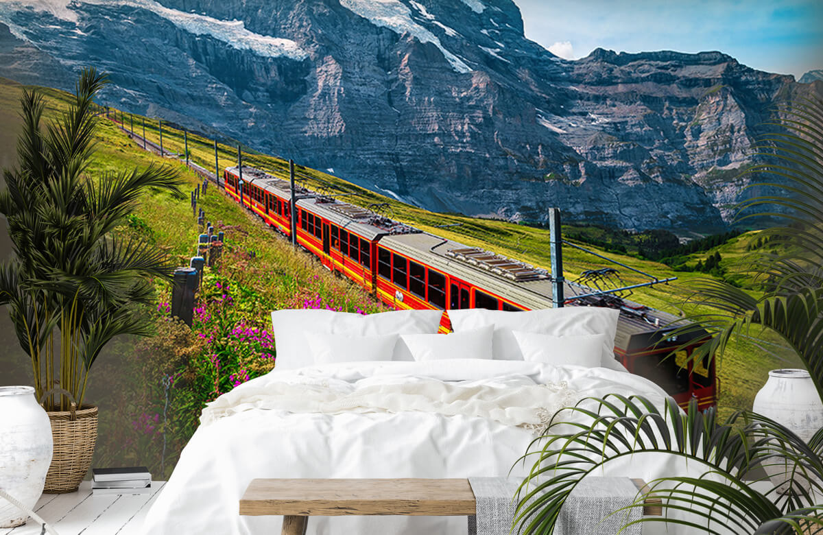 Transport Elektrische trein 7