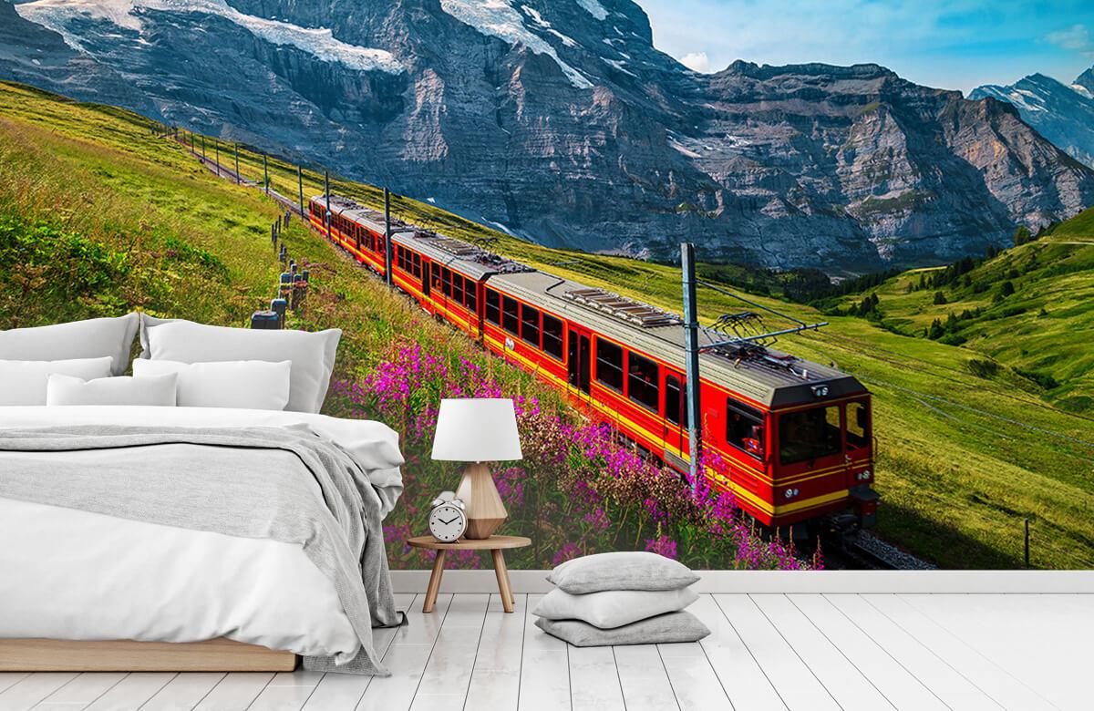 Transport Elektrische trein 1
