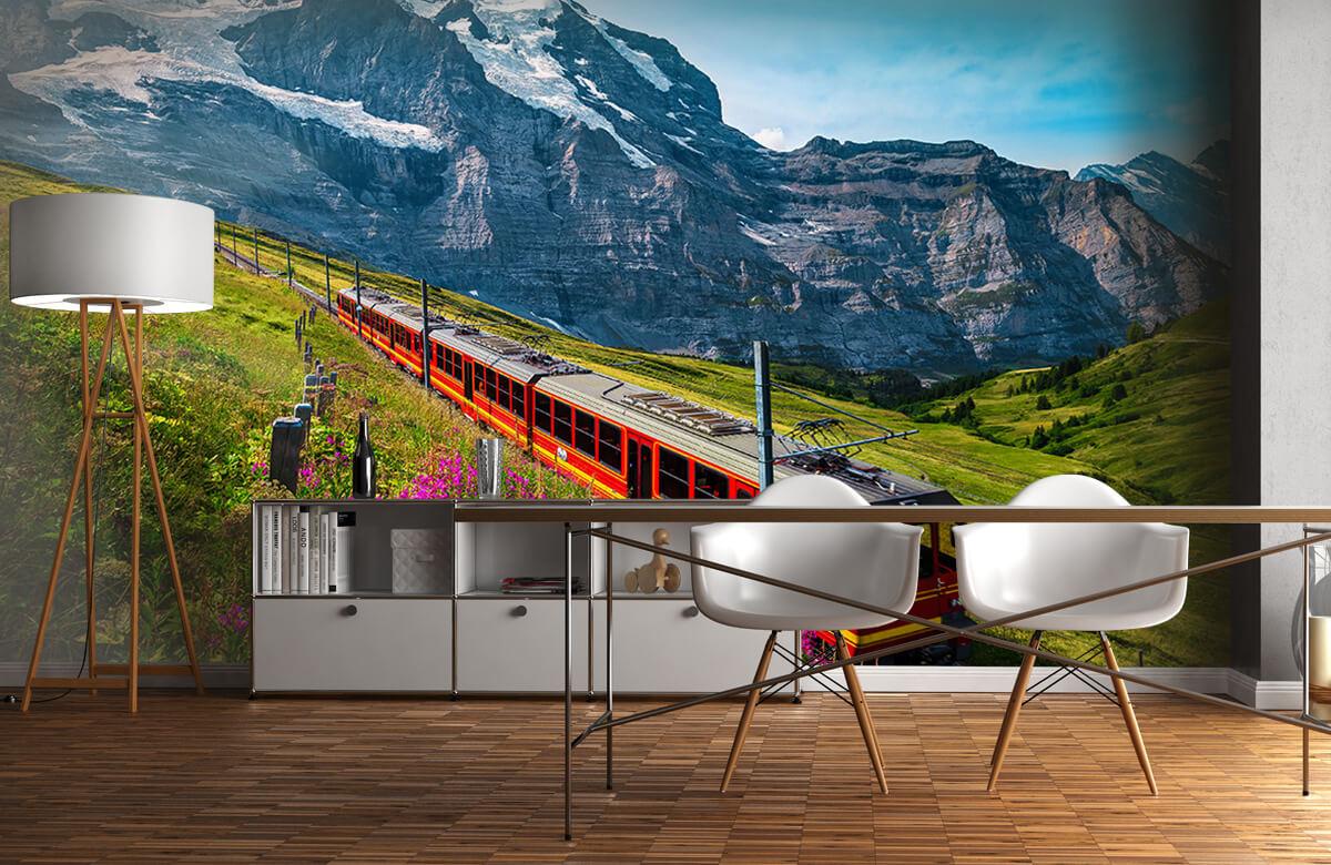 Transport Elektrische trein 11