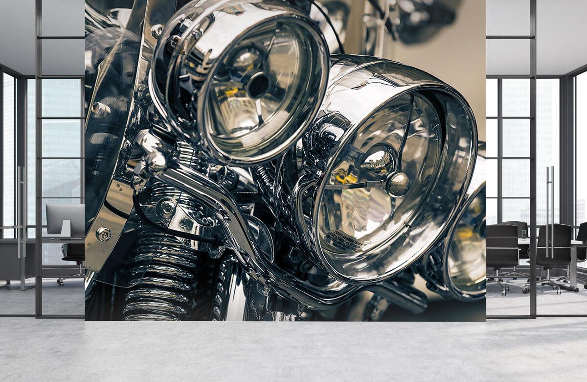 Transport Harley Davidson details 3