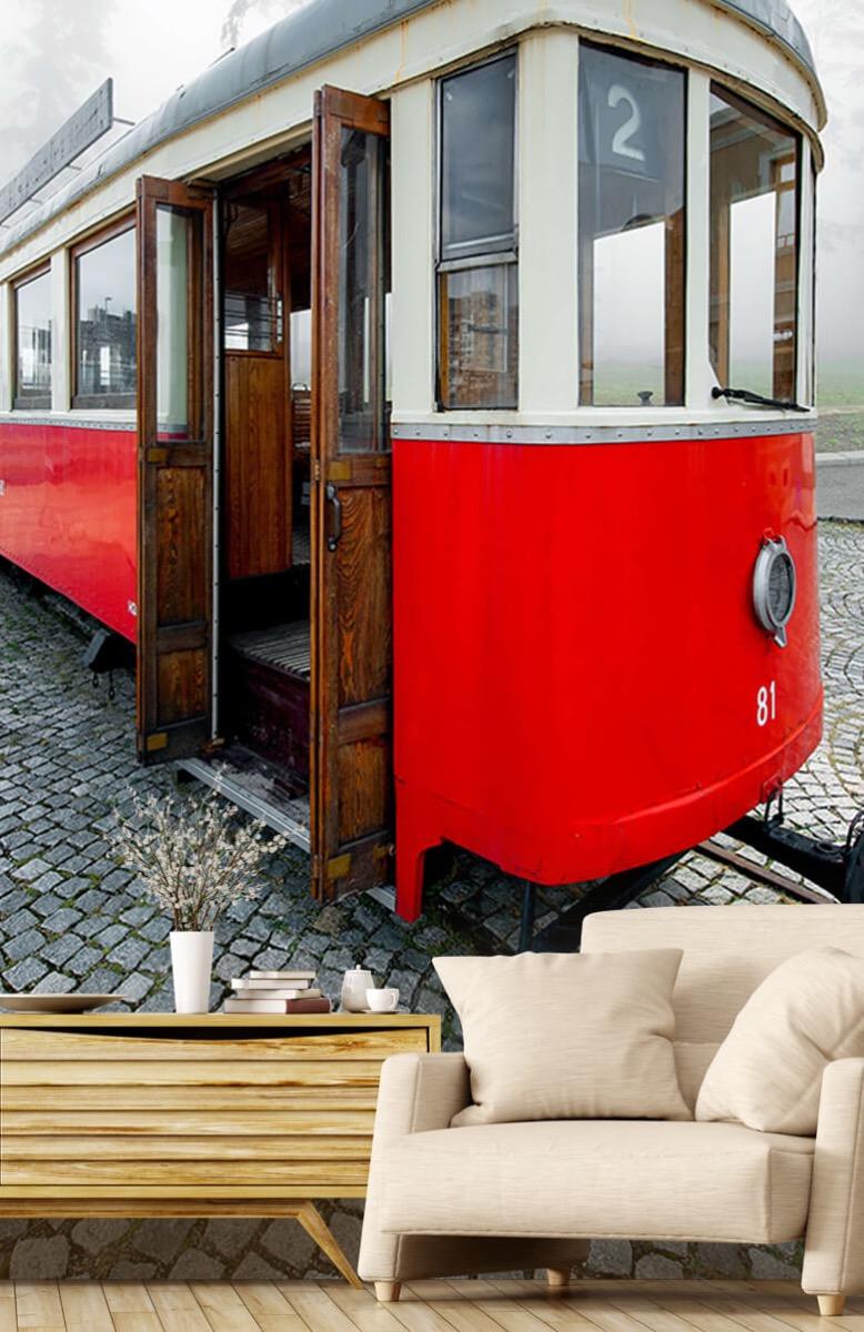 Transport Oud trammetje 2