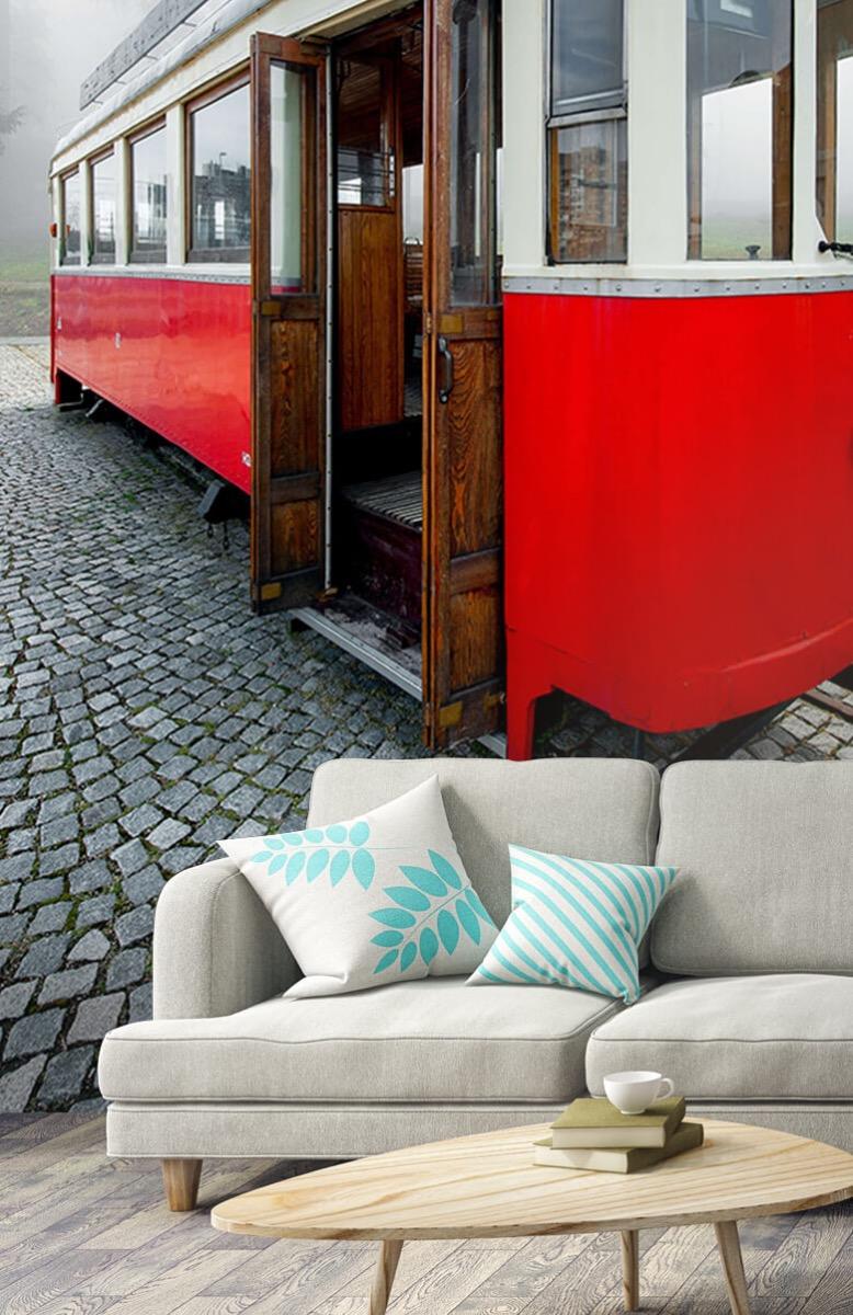 Transport Oud trammetje 3