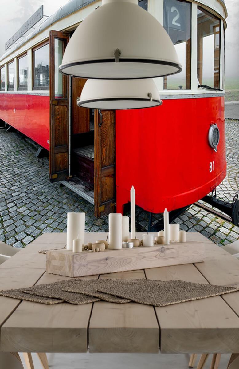 Transport Oud trammetje 5