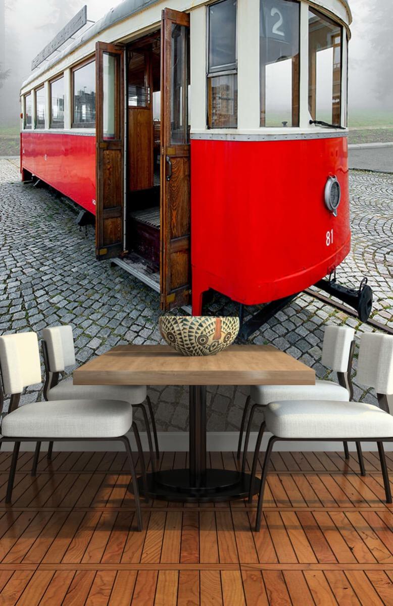 Transport Oud trammetje 6