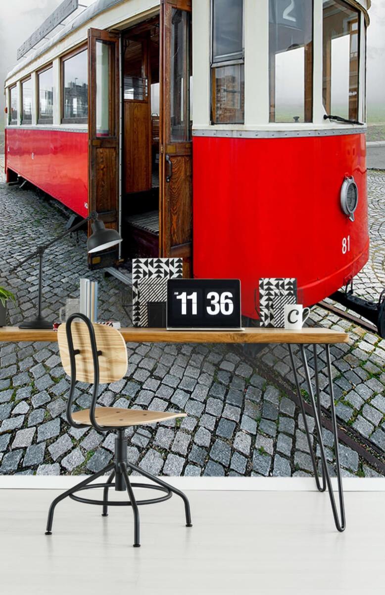 Transport Oud trammetje 9