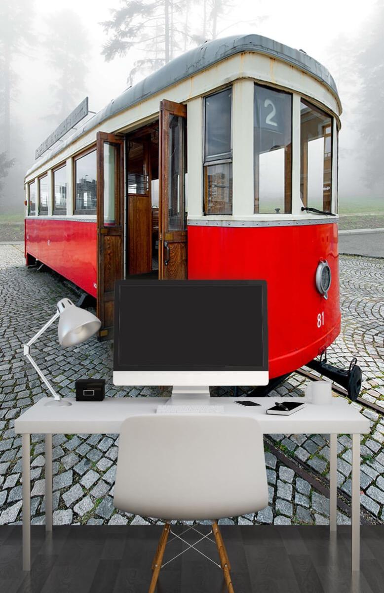 Transport Oud trammetje 10