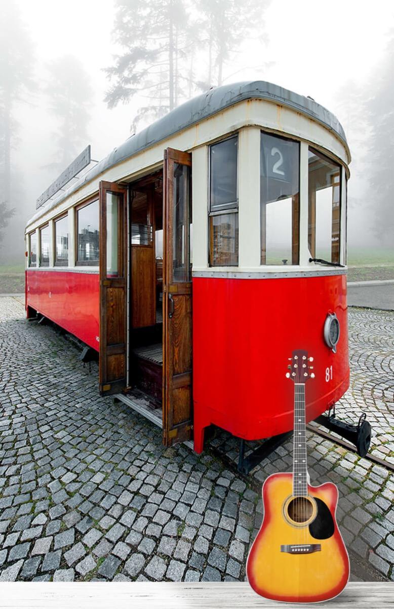 Transport Oud trammetje 11