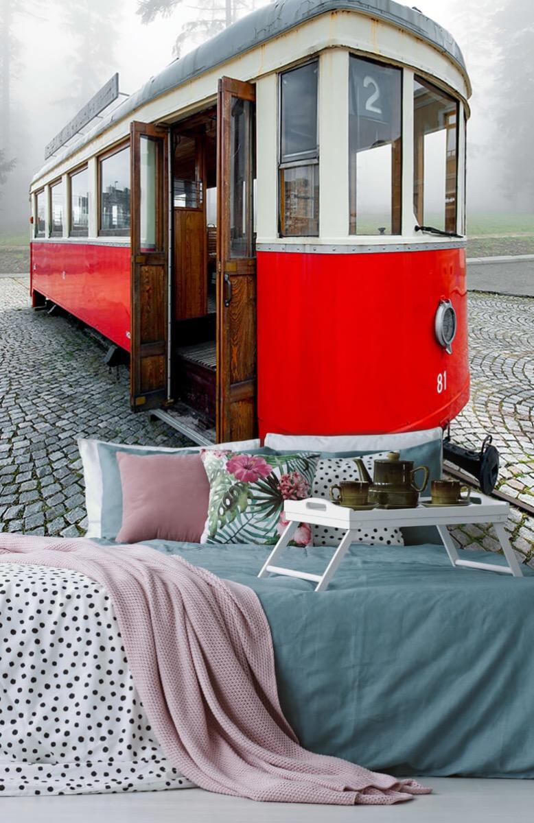 Transport Oud trammetje 12