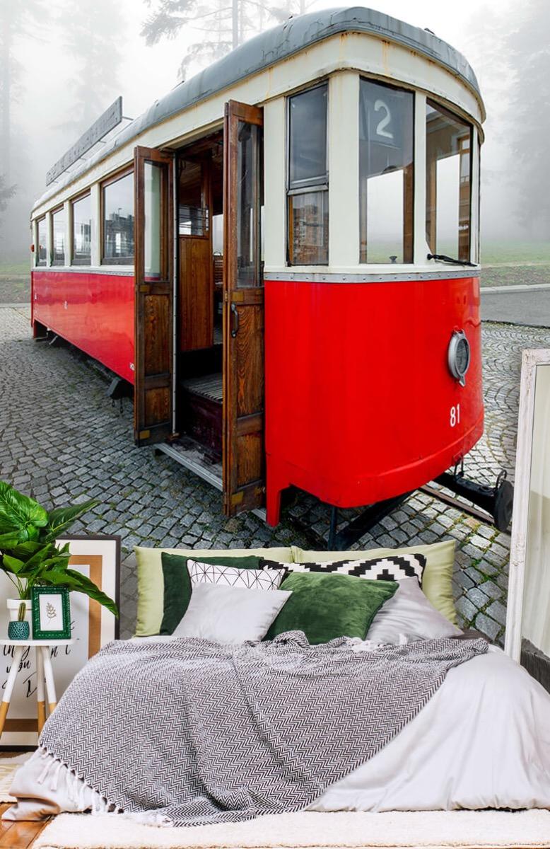 Transport Oud trammetje 13