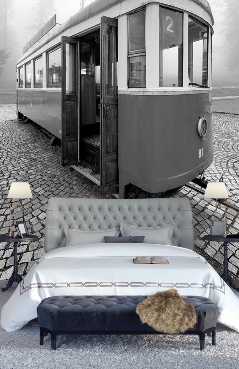 Transport Oud trammetje 15