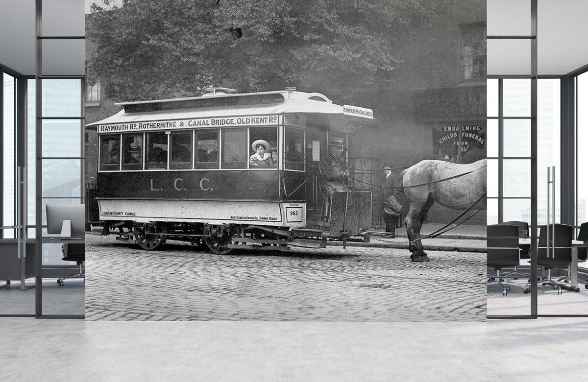 Transport Paardentram 3