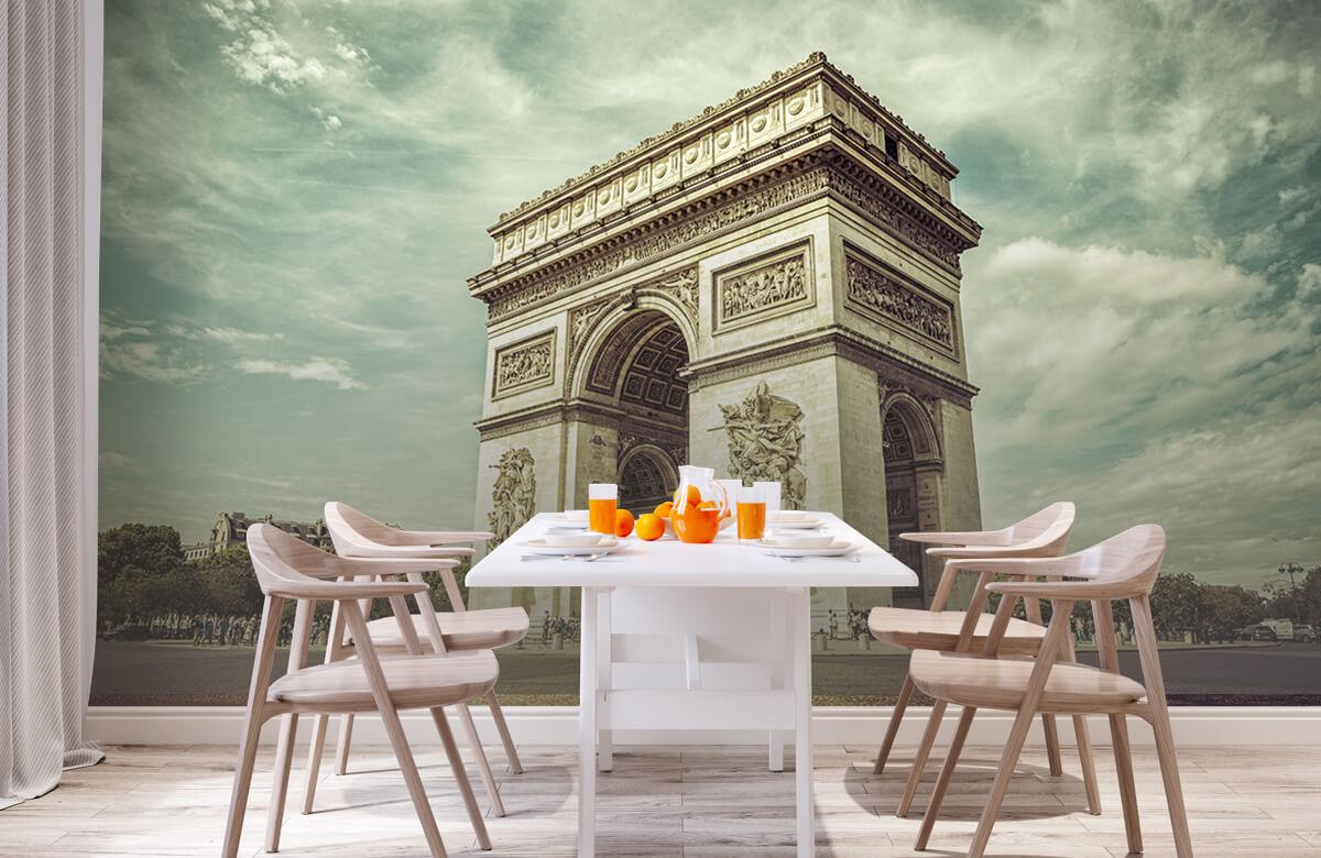Wereld & Steden Arc de Triomphe 2