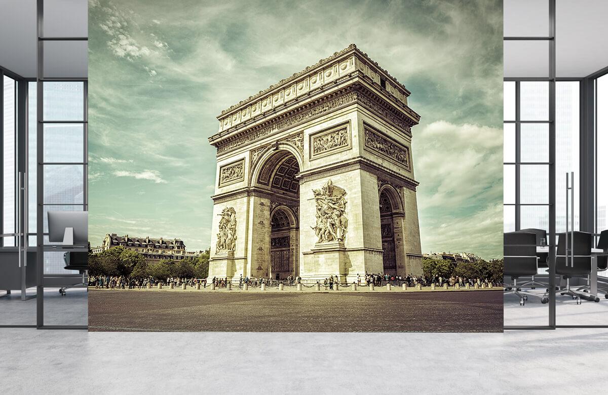 Wereld & Steden Arc de Triomphe 1