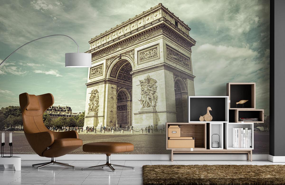 Wereld & Steden Arc de Triomphe 4