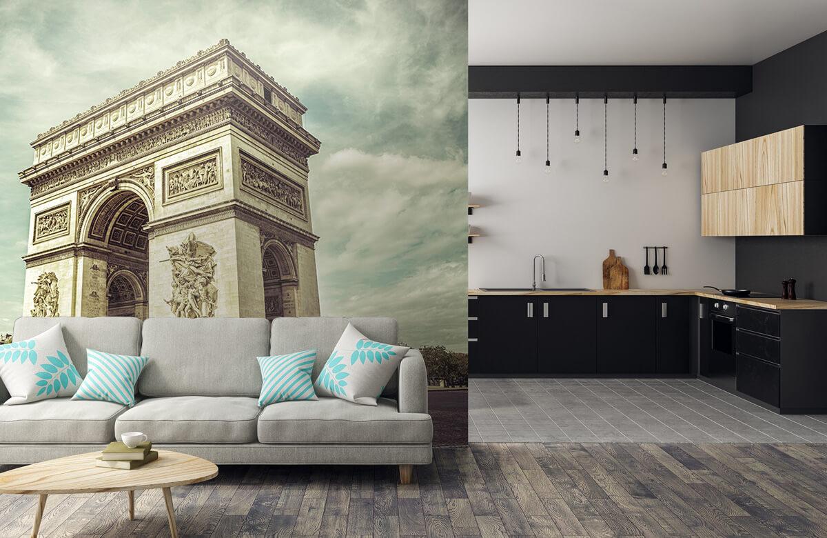 Wereld & Steden Arc de Triomphe 5