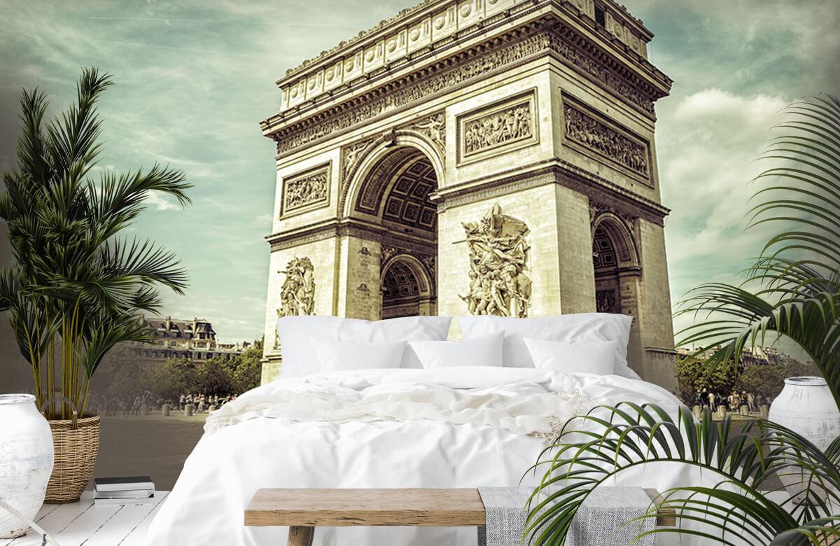 Wereld & Steden Arc de Triomphe 6