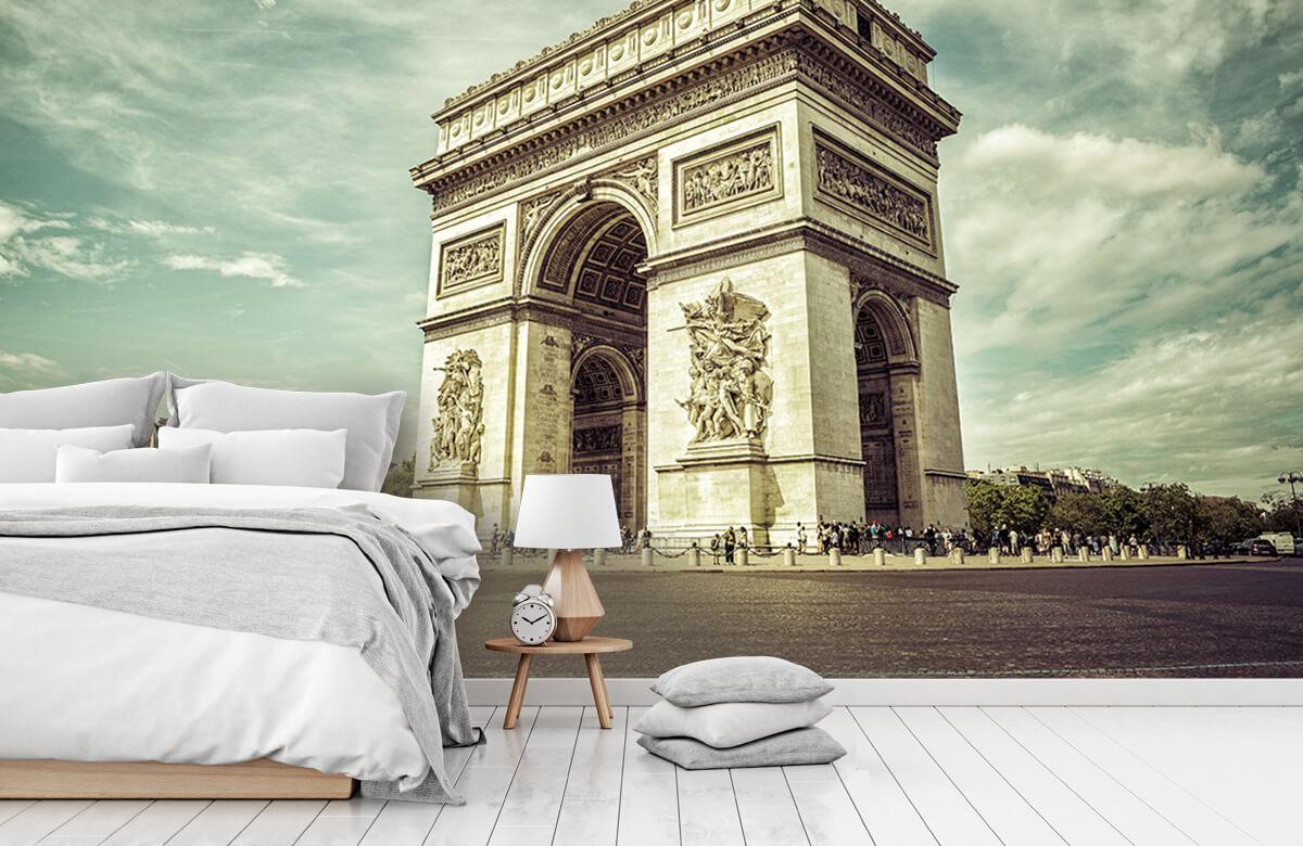 Wereld & Steden Arc de Triomphe 7