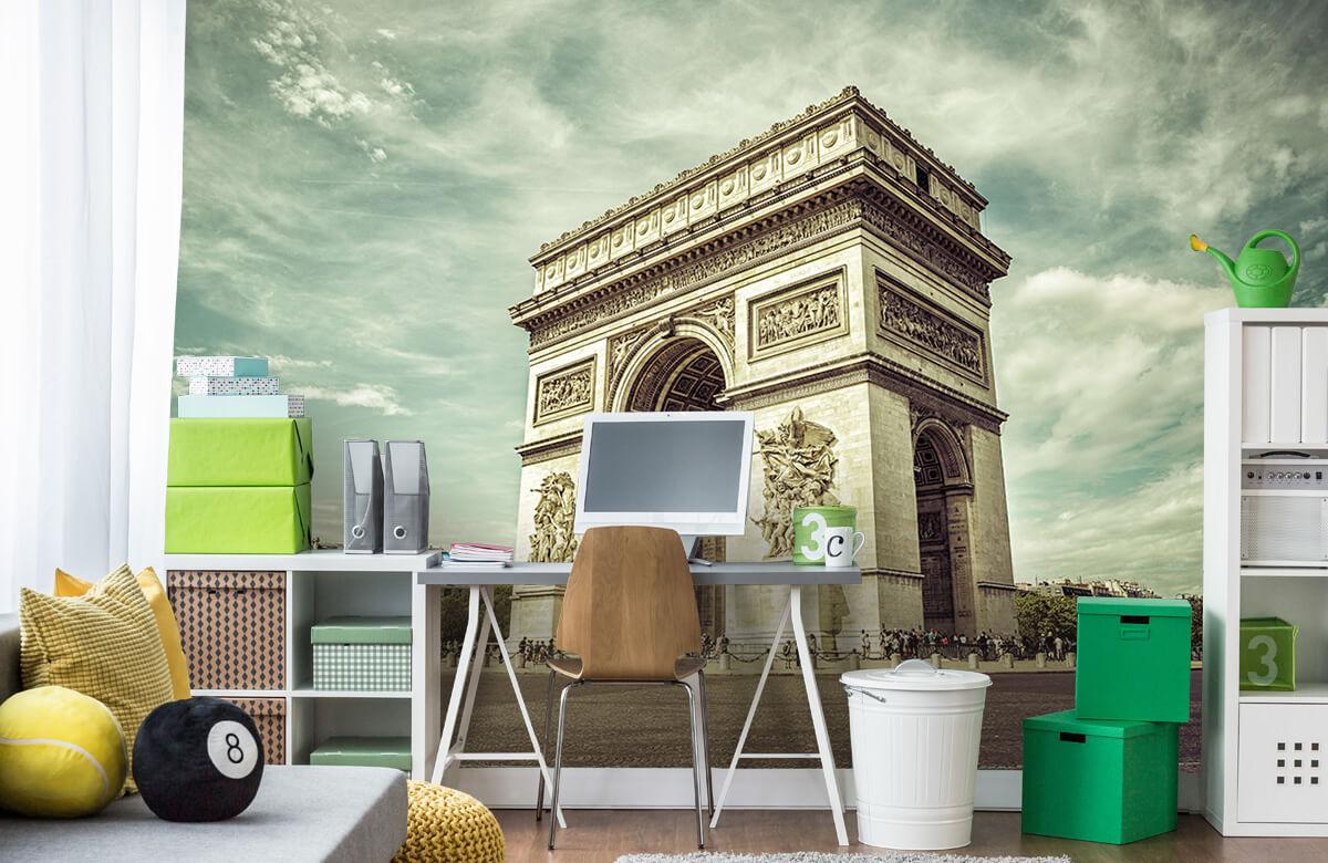 Wereld & Steden Arc de Triomphe 9