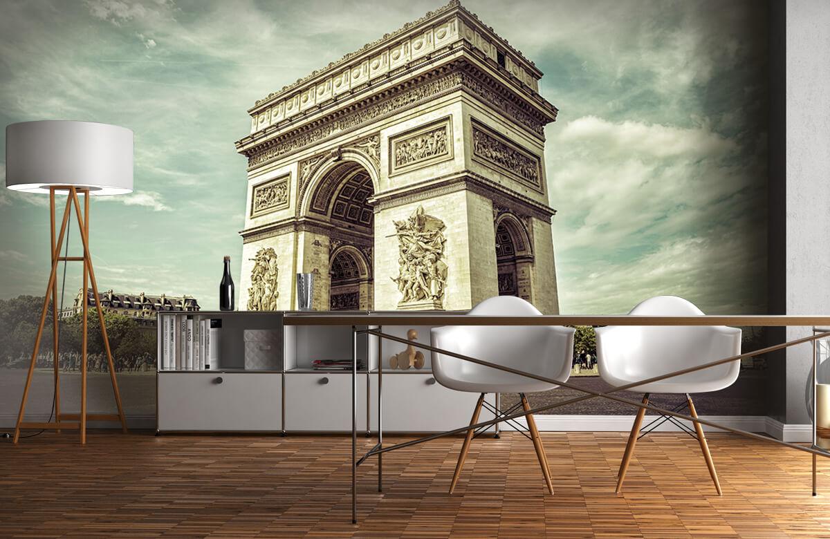 Wereld & Steden Arc de Triomphe 11