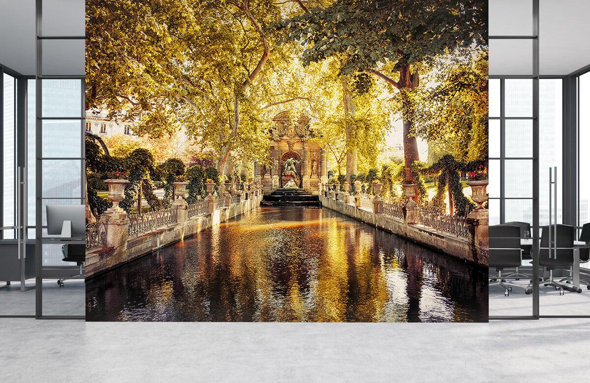 Wereld & Steden Medici fontein 4