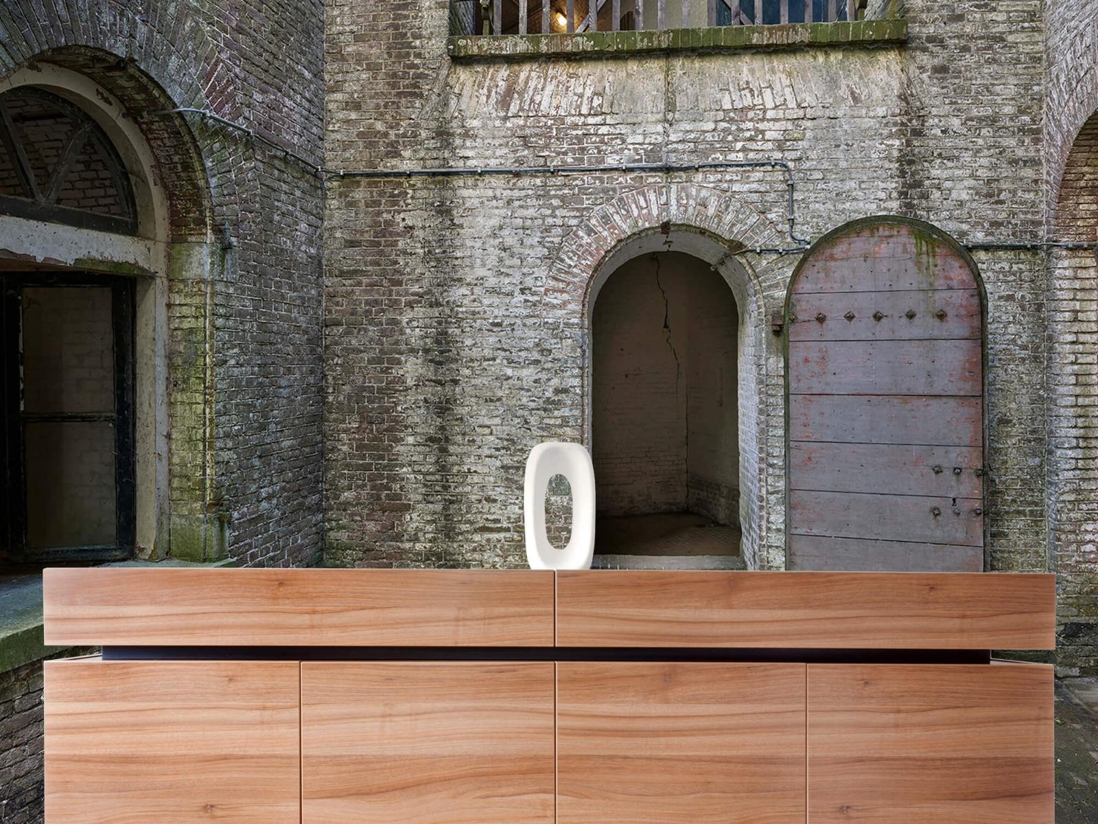 3D - Binnenplaats oud gebouw 20
