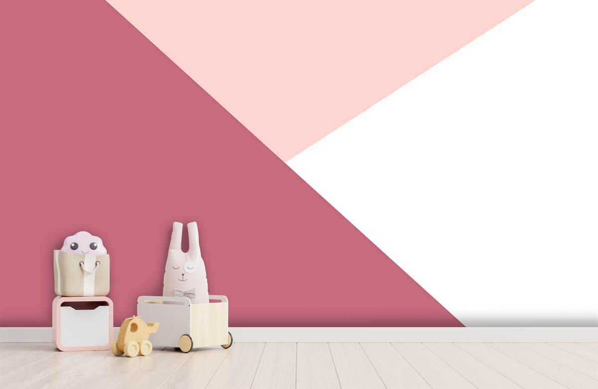 Hip & Trendy Driehoeken in roze tinten 4