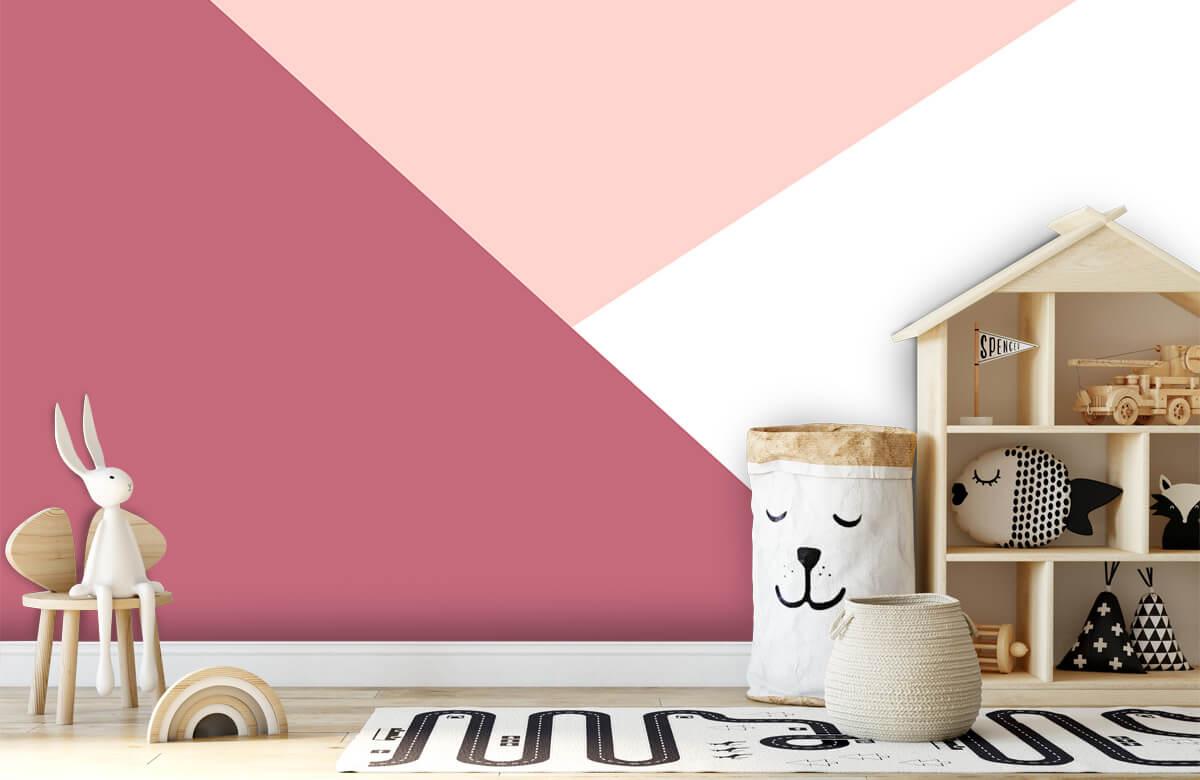 Hip & Trendy Driehoeken in roze tinten 5