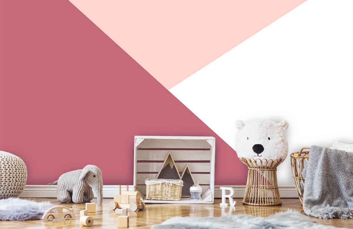 Hip & Trendy Driehoeken in roze tinten 6