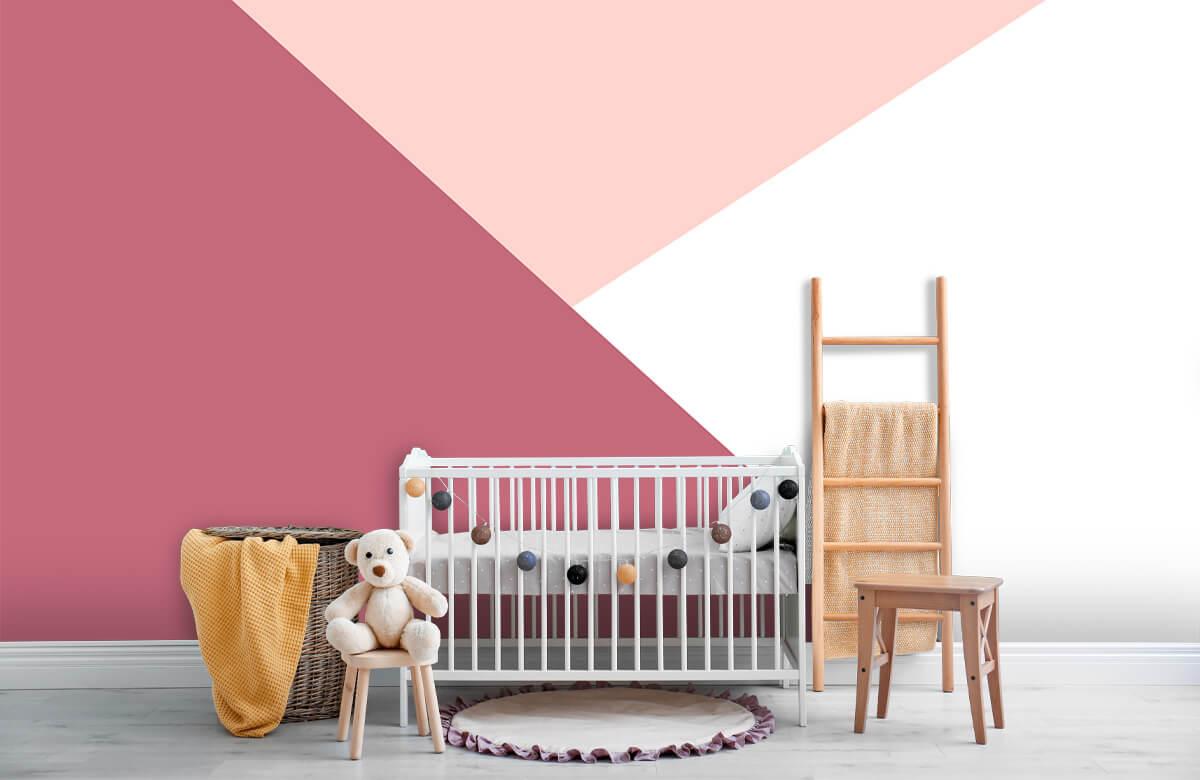 Hip & Trendy Driehoeken in roze tinten 7