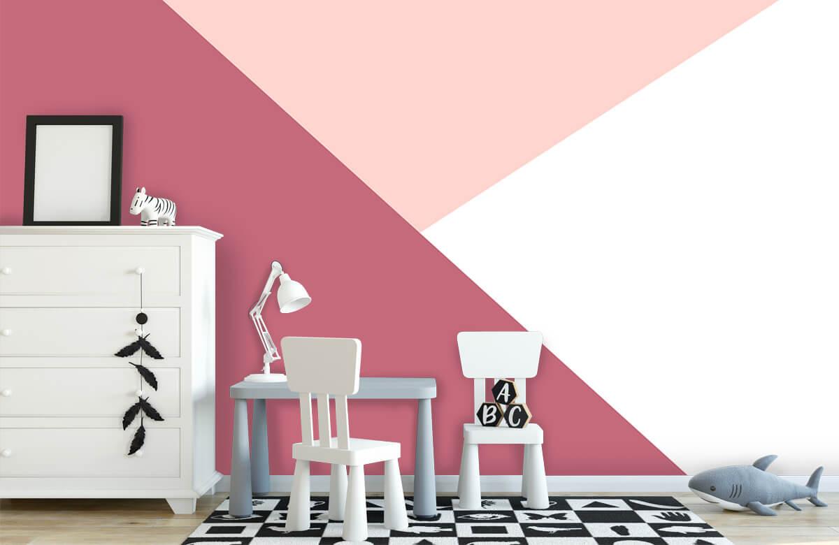 Hip & Trendy Driehoeken in roze tinten 8