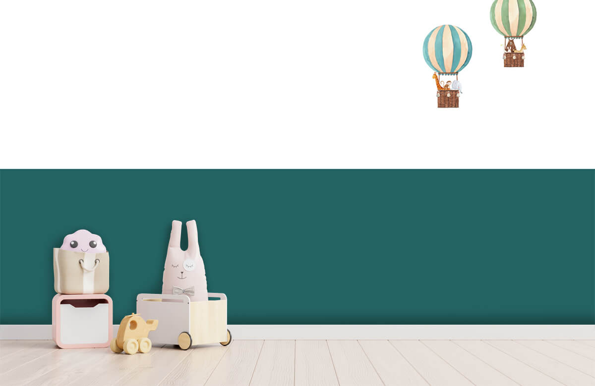 Hip & Trendy Luchtballonnen met dieren 3