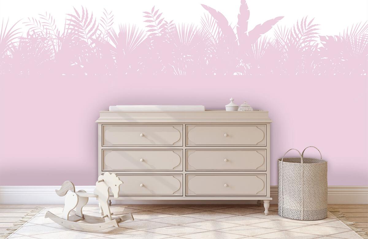 Hip & Trendy Silhouetten palmblaseren, roze 2