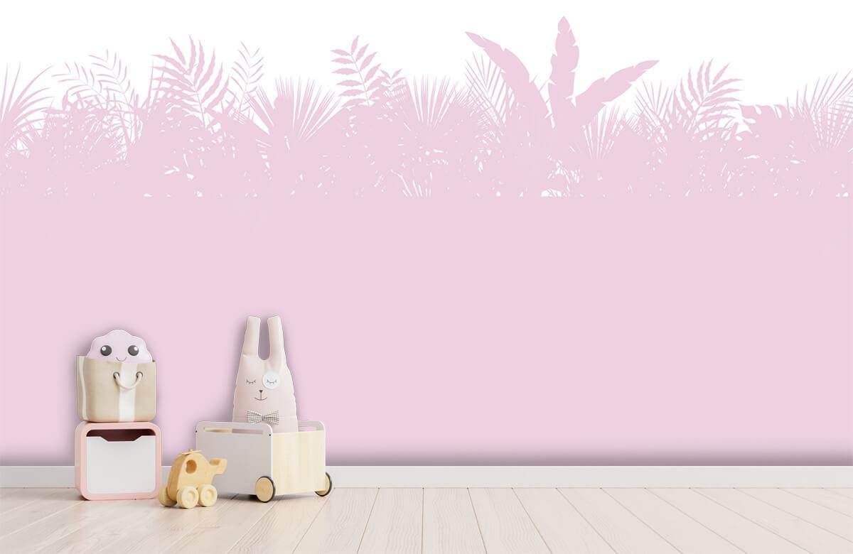 Hip & Trendy Silhouetten palmblaseren, roze 1