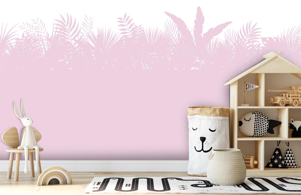Hip & Trendy Silhouetten palmblaseren, roze 4