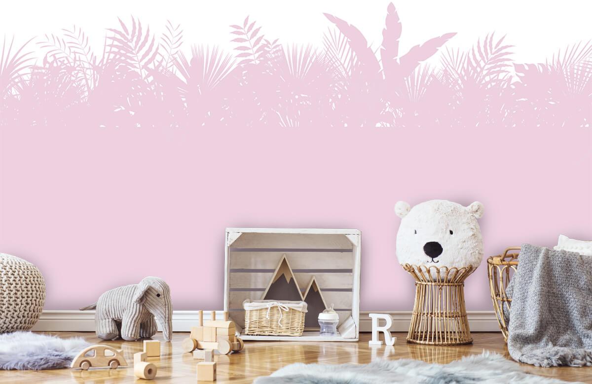 Hip & Trendy Silhouetten palmblaseren, roze 5