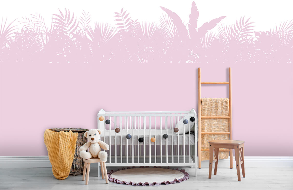 Hip & Trendy Silhouetten palmblaseren, roze 6