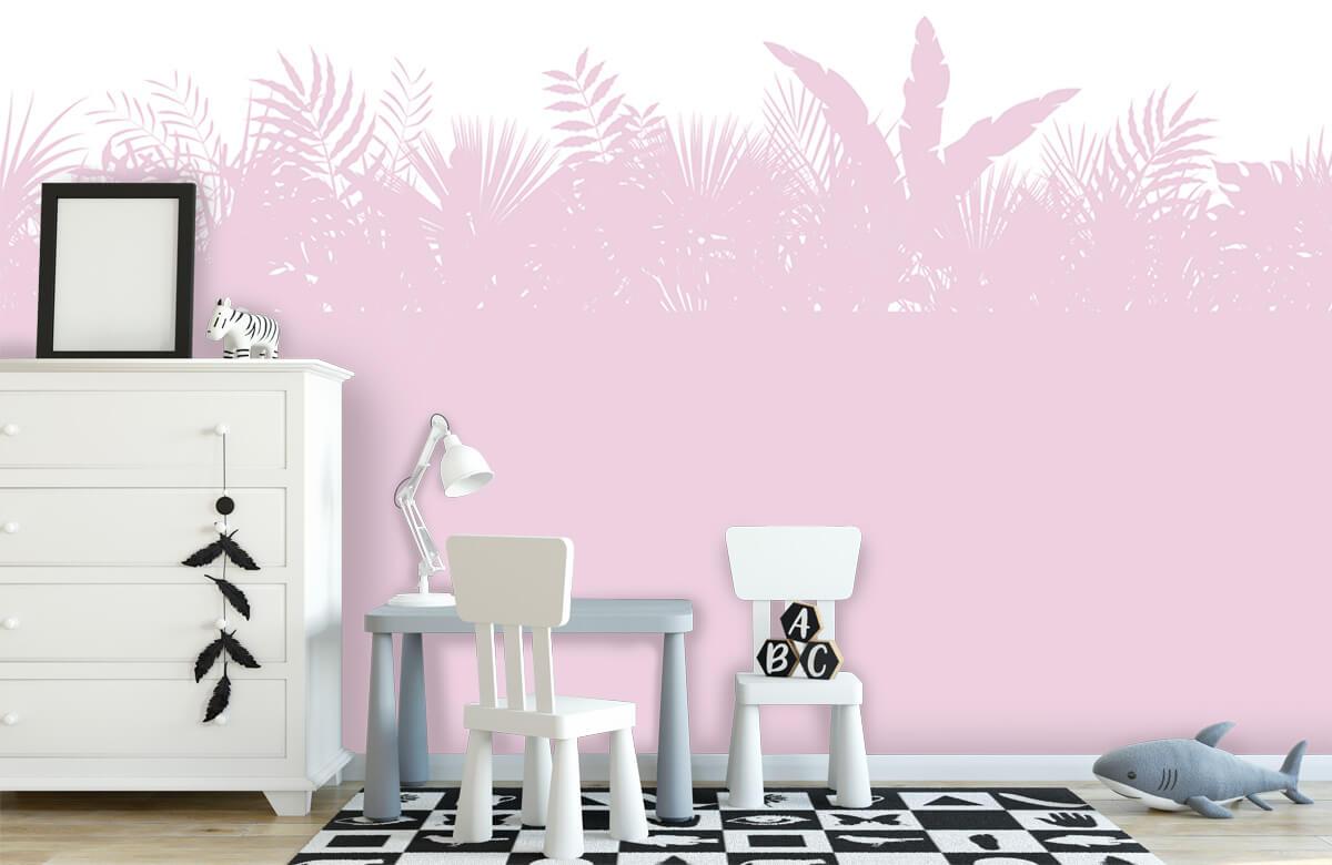 Hip & Trendy Silhouetten palmblaseren, roze 7