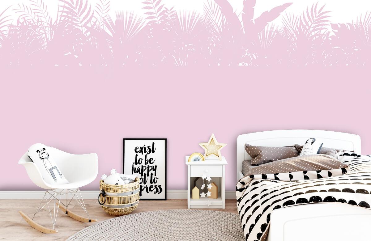 Hip & Trendy Silhouetten palmblaseren, roze 9