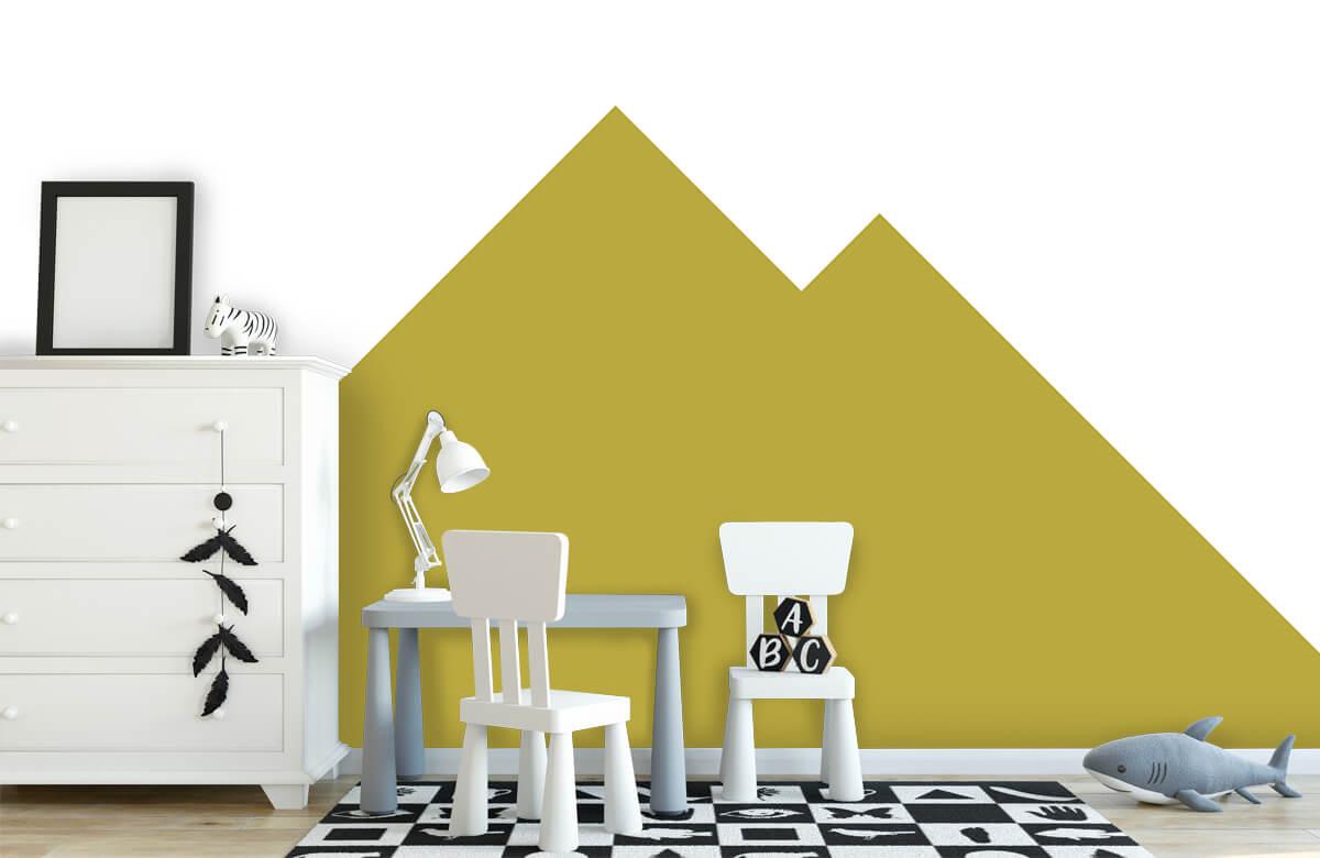 Hip & Trendy Bergen, geel 7