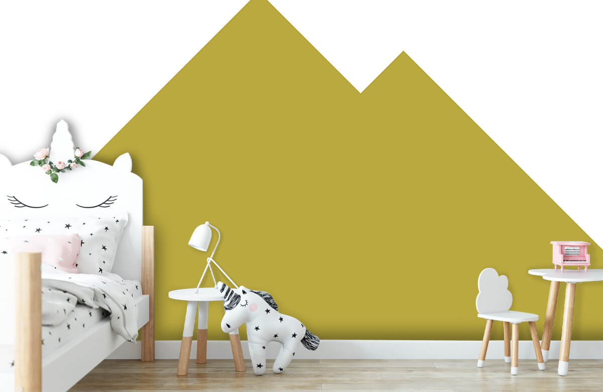Hip & Trendy Bergen, geel 8