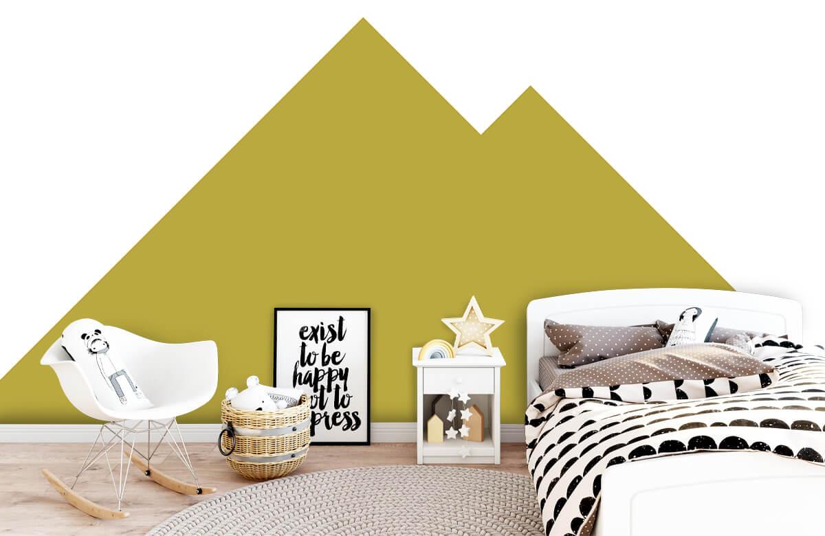 Hip & Trendy Bergen, geel 9