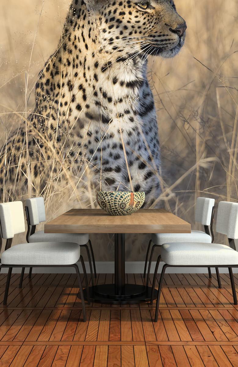 luipaarden Jagende luipaard 6