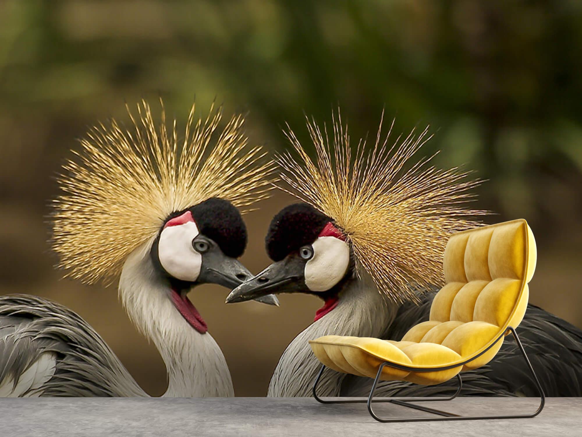 Kraanvogel paar 3