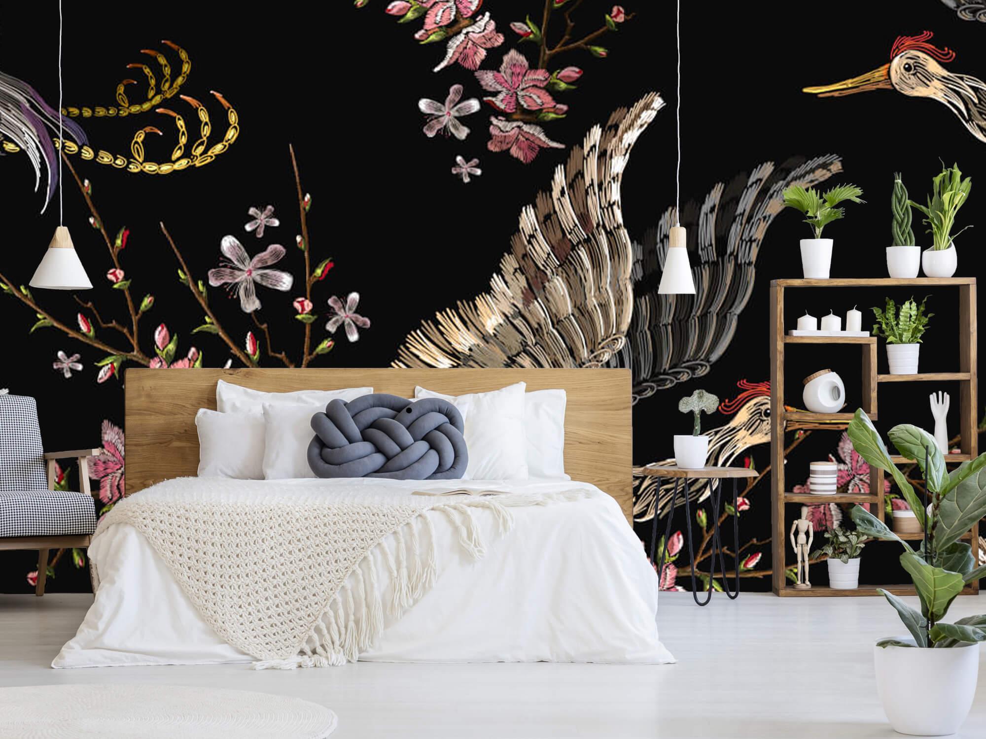 pattern Japanse kraanvogel 5