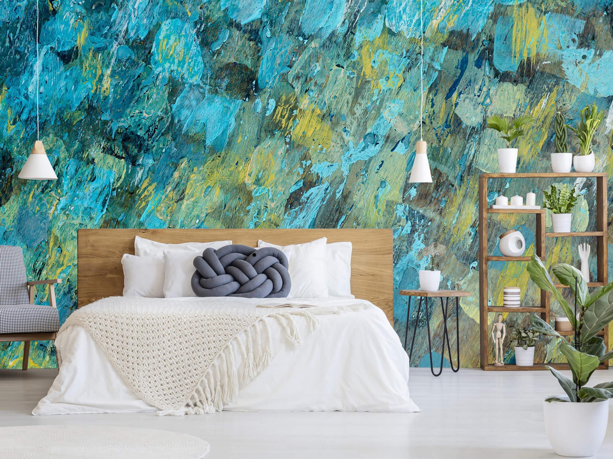Art Gekleurd abstract 6