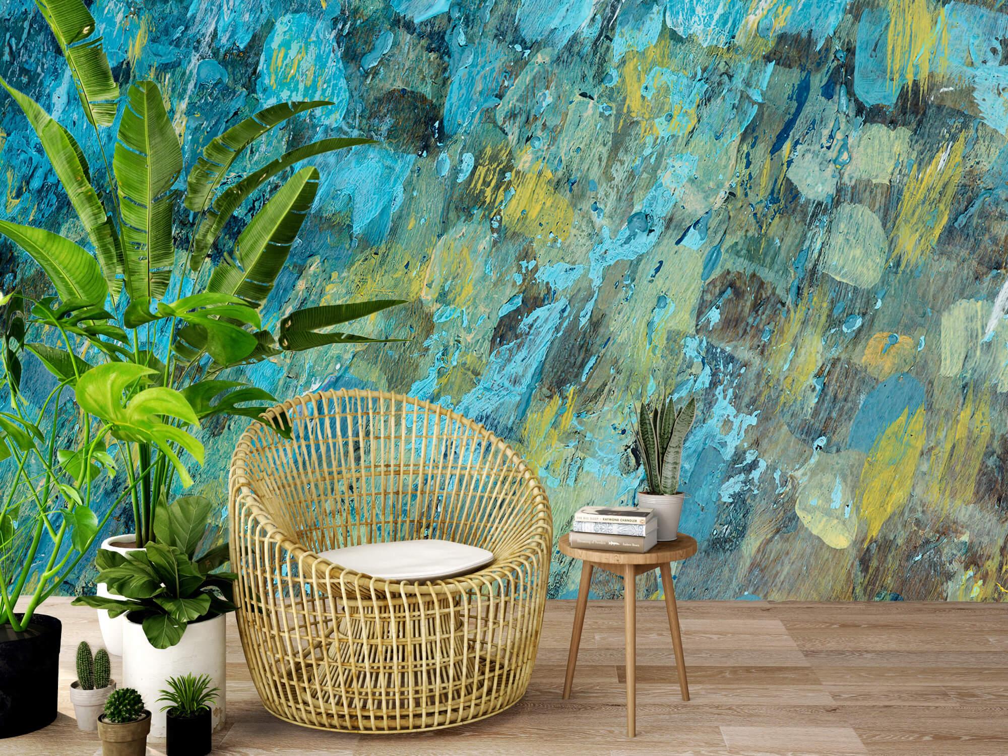 Art Gekleurd abstract 2