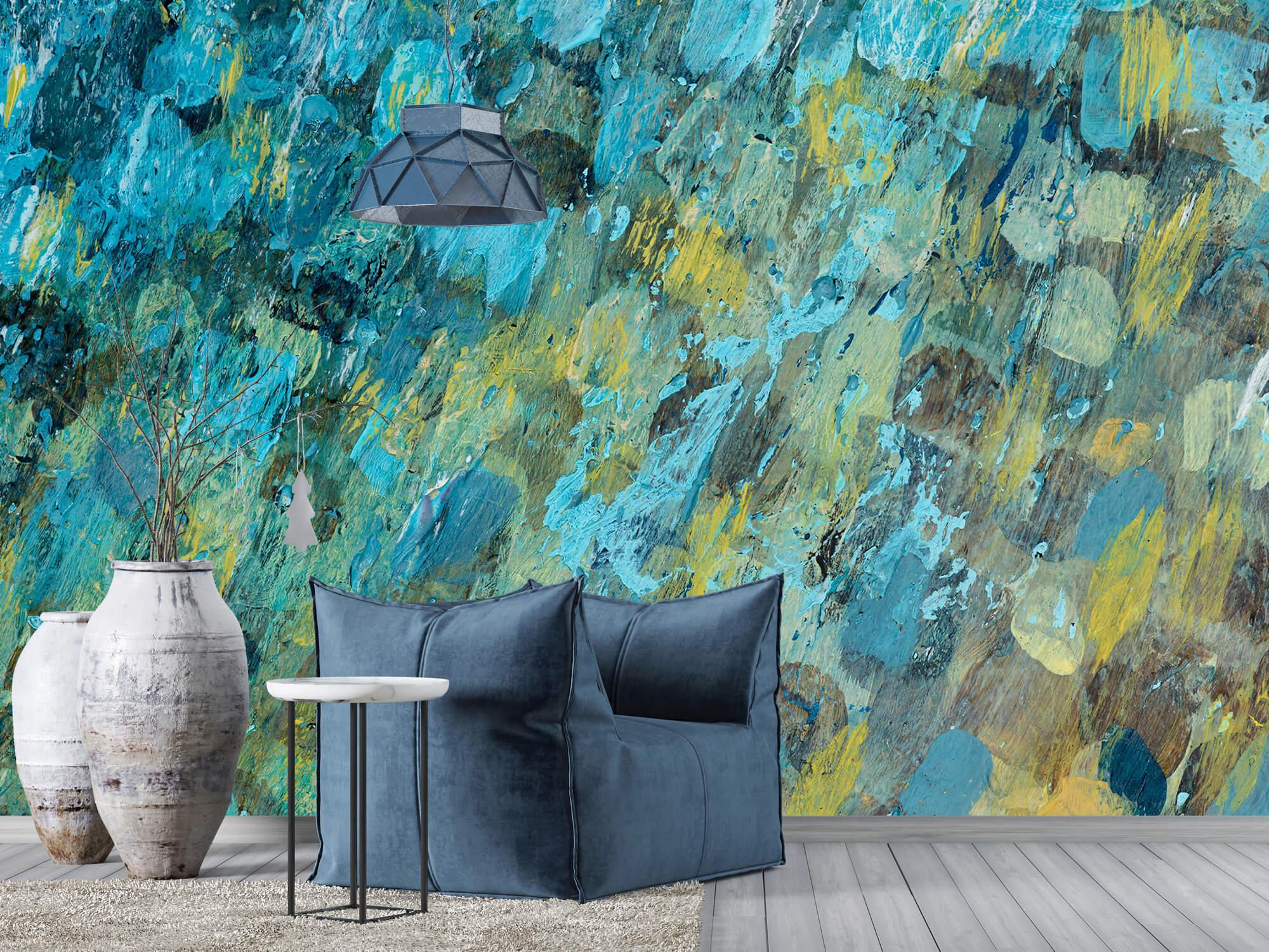 Art Gekleurd abstract 5