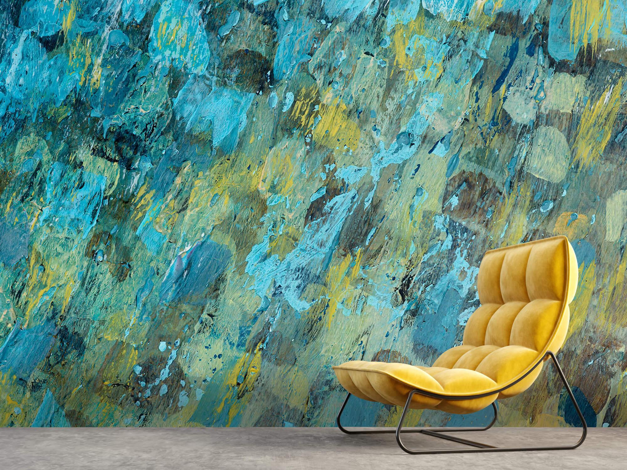 Art Gekleurd abstract 9